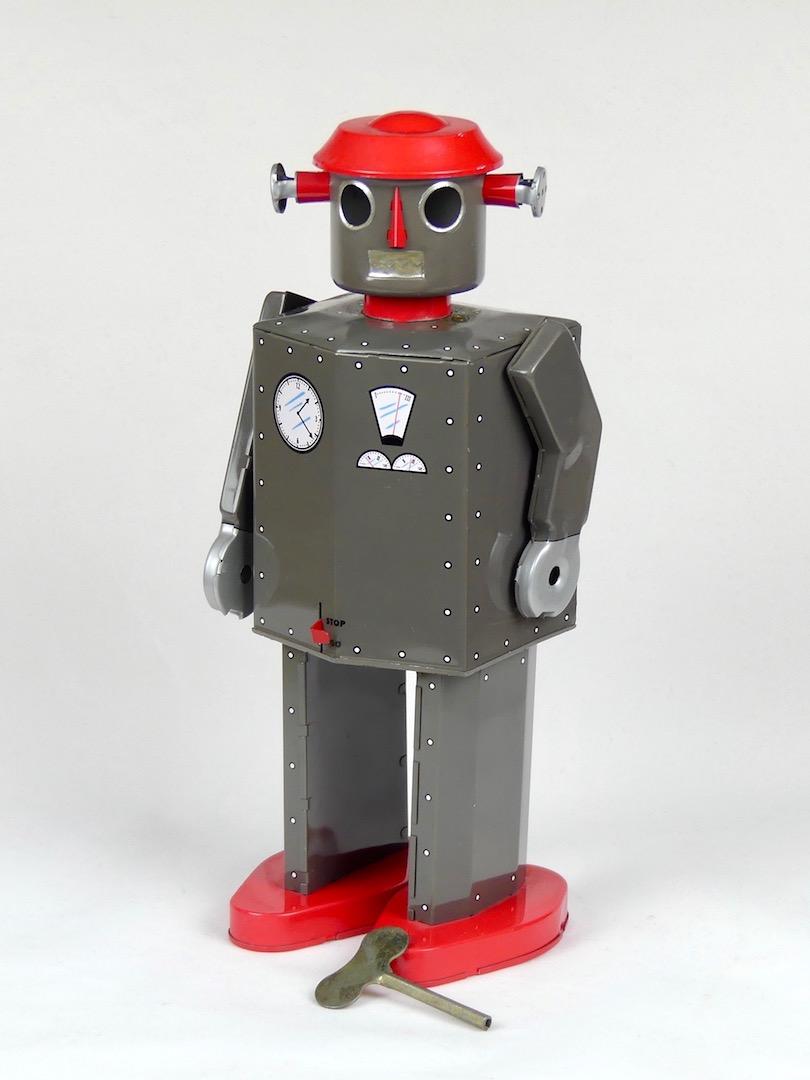 Atomic Robot Man (3/4)
