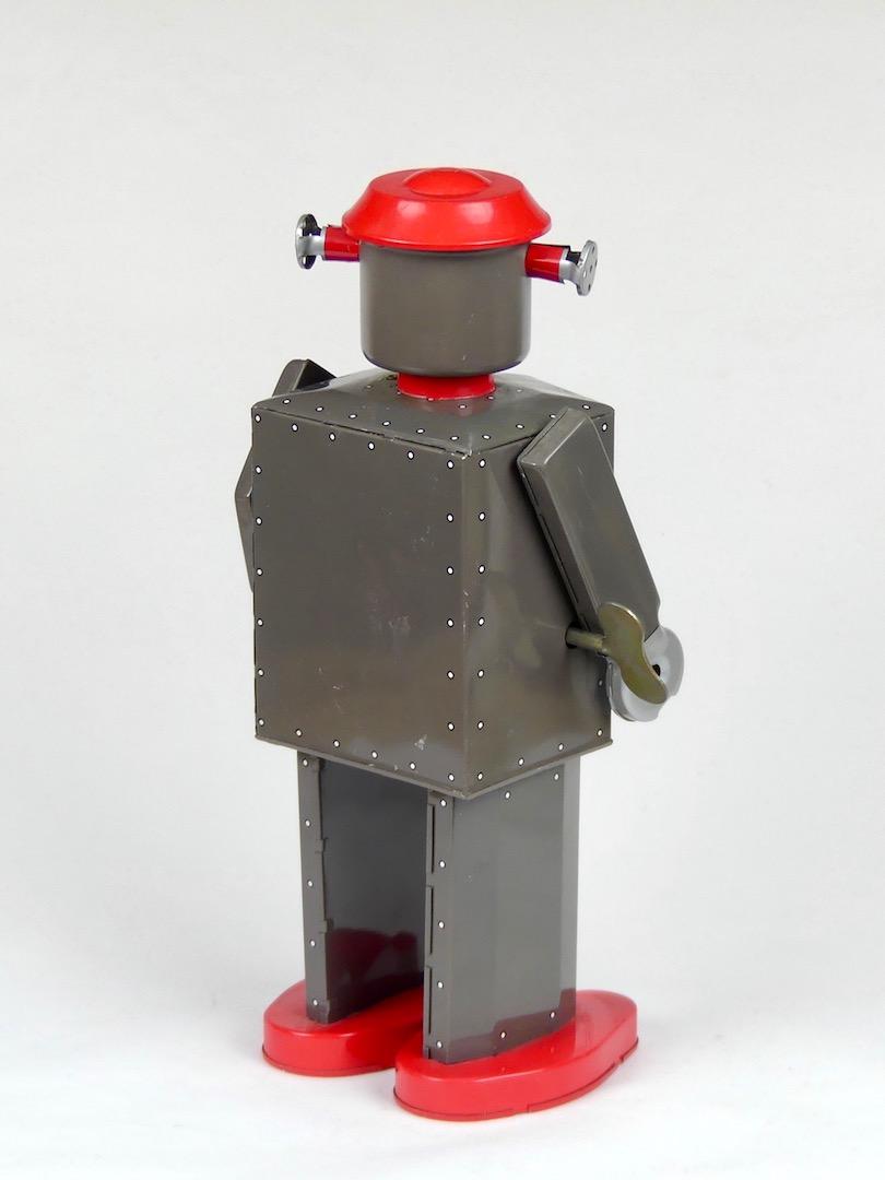 Atomic Robot Man (3/4 dos)