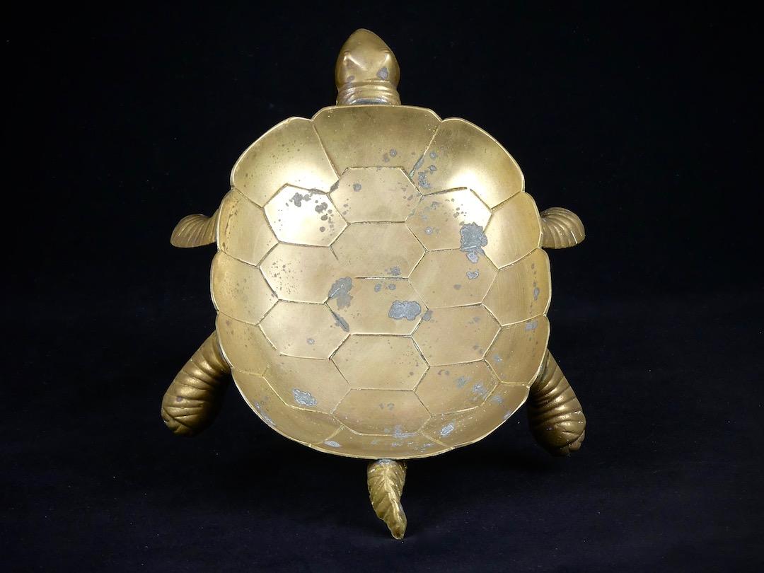 Vide poche tortue
