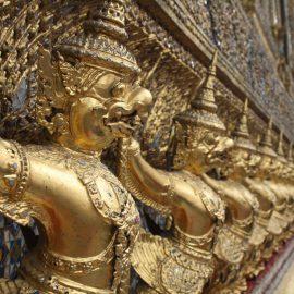 Garuda temple Bangkok