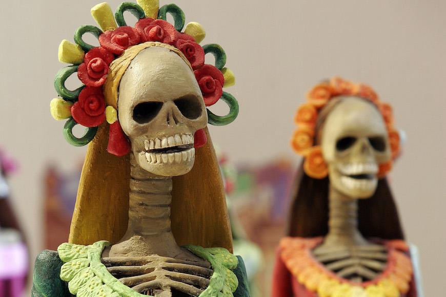 Le Jour des Morts – El Día de los Muertos