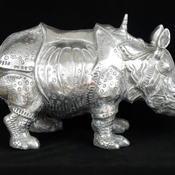 Grand rhinocéros (profil)