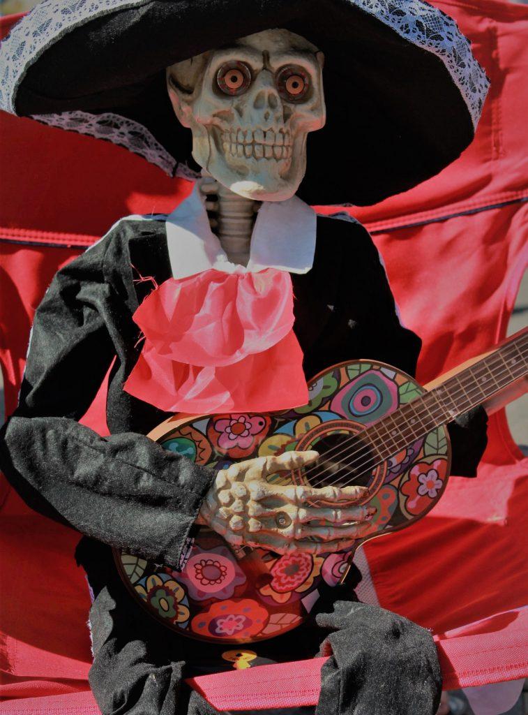 Le jour des morts - El Dia de los muertos