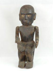 Statue Tau-Tau 2 (face)