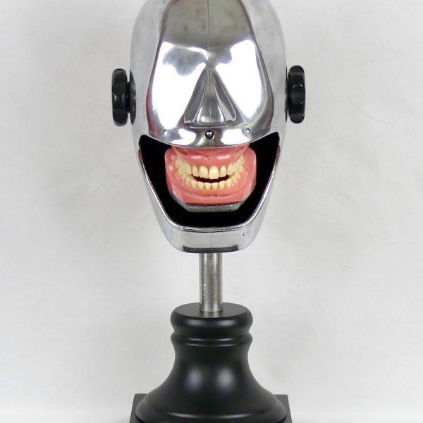 Crâne d'étude (face)