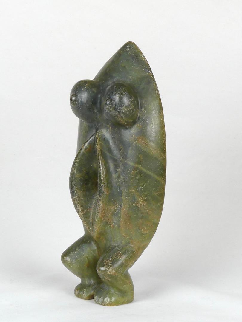 Statuette en jadéite (3/4)