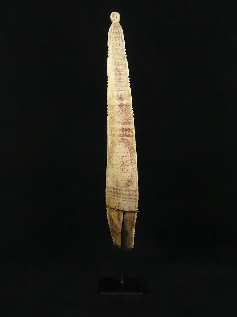 Calendrier Batak (dos)