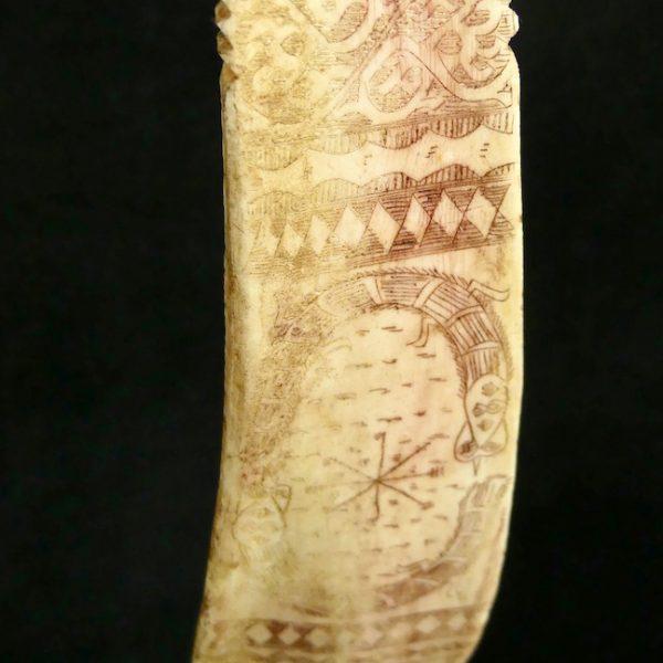 Calendrier Batak (détail 3)
