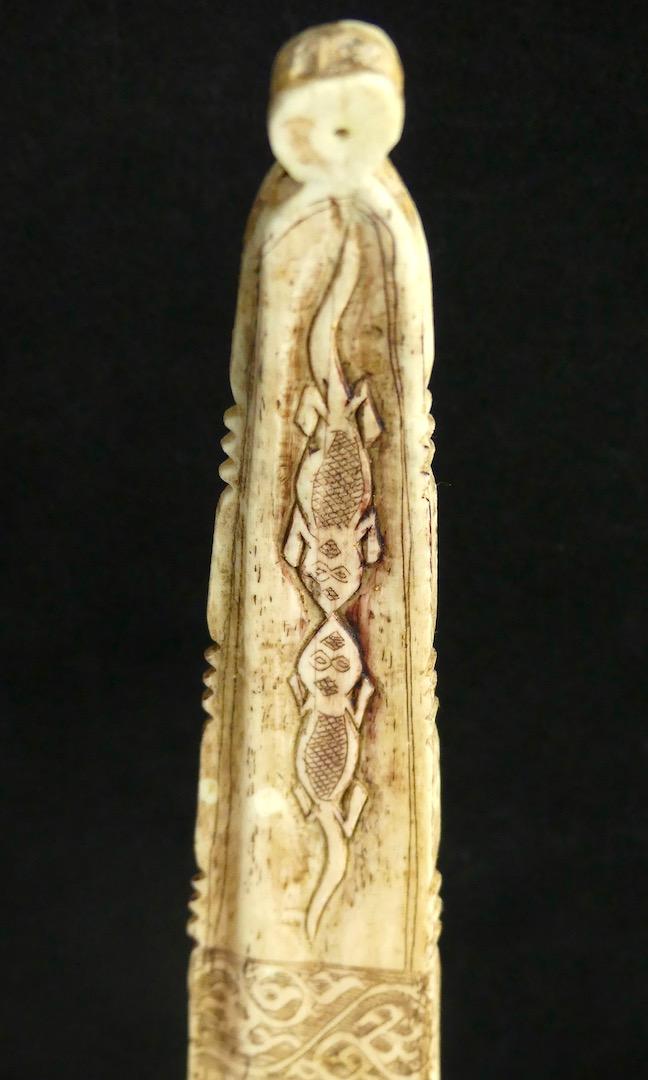 Calendrier Batak (détail 4)
