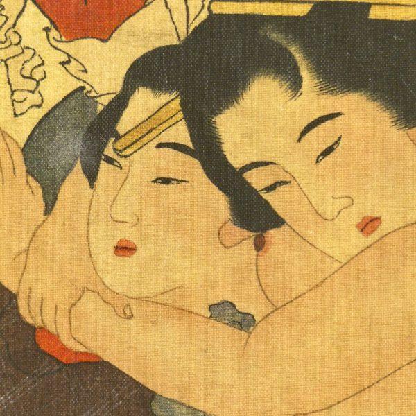 Shunga Makimono (détail 2)