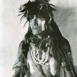 Adam Vroman-Le prêtre au serpent - Hopi (1901)