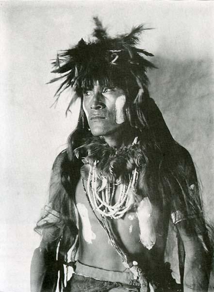 Les Kachinas des Amérindiens Hopis