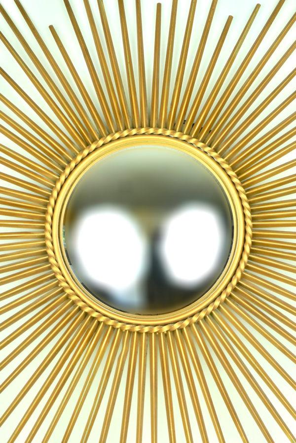 Grand miroir Chaty Vallauris (détail)