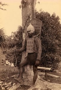Kiribati Warrior