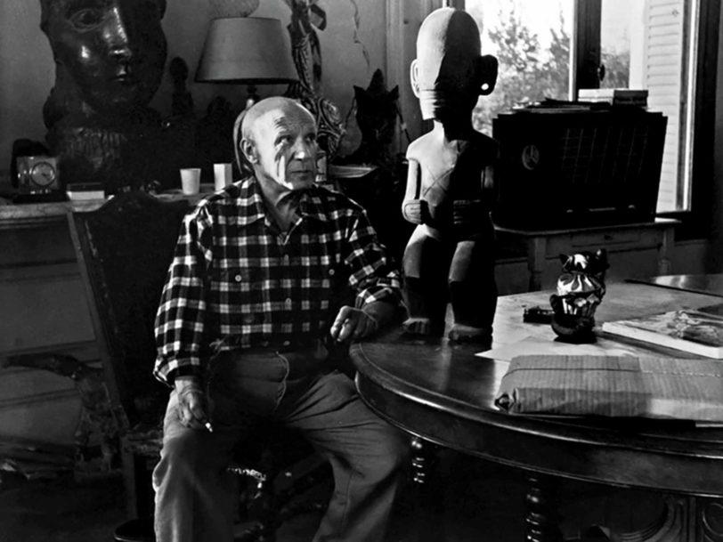 Le tiki de Picasso