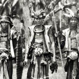 Groupe de guerriers