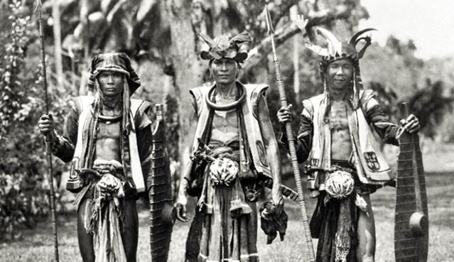 Le Kalabuhu des coupeurs de têtes