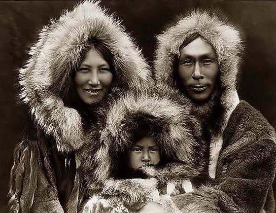 Famille Yupik